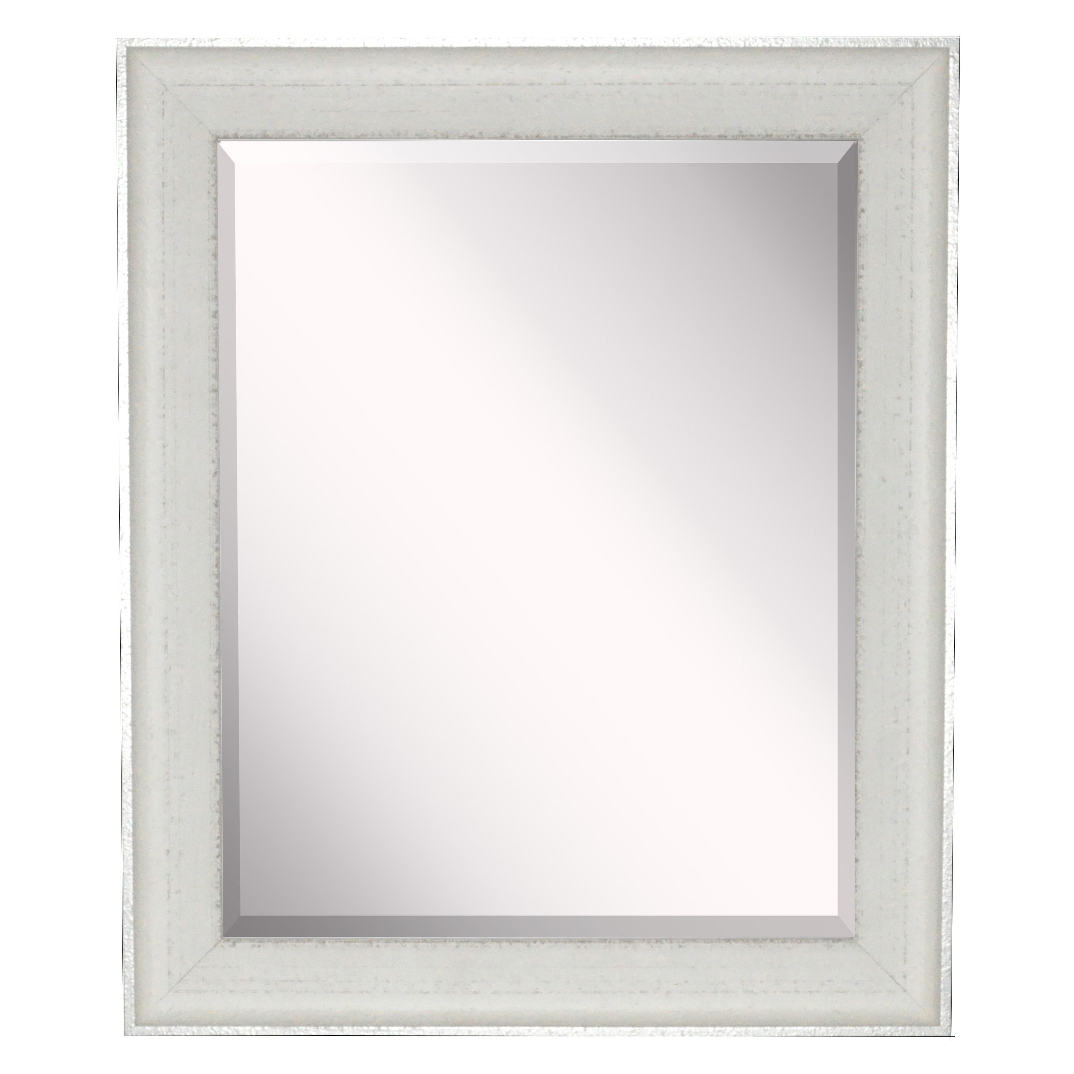Rayne Mirrors American Made Vintage White Wall/ Vanity Mirror (20 x ...