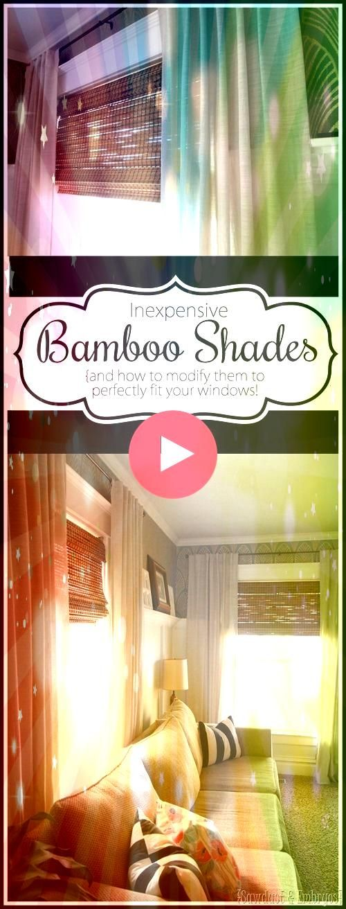 Absolutely Free Bamboo Blinds living room Thoughts If youve chosen to decorate your home with bamboo blinds  then youre probably already aware that theyll last aGood Abso...