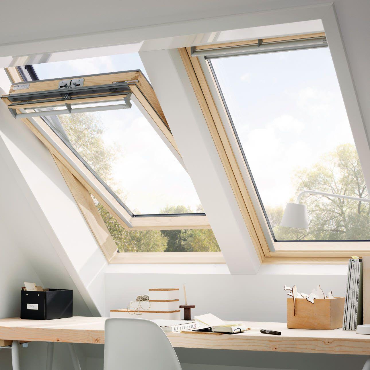 Velux window ideas  roof windows  velux windows  windows  magnet trade  room