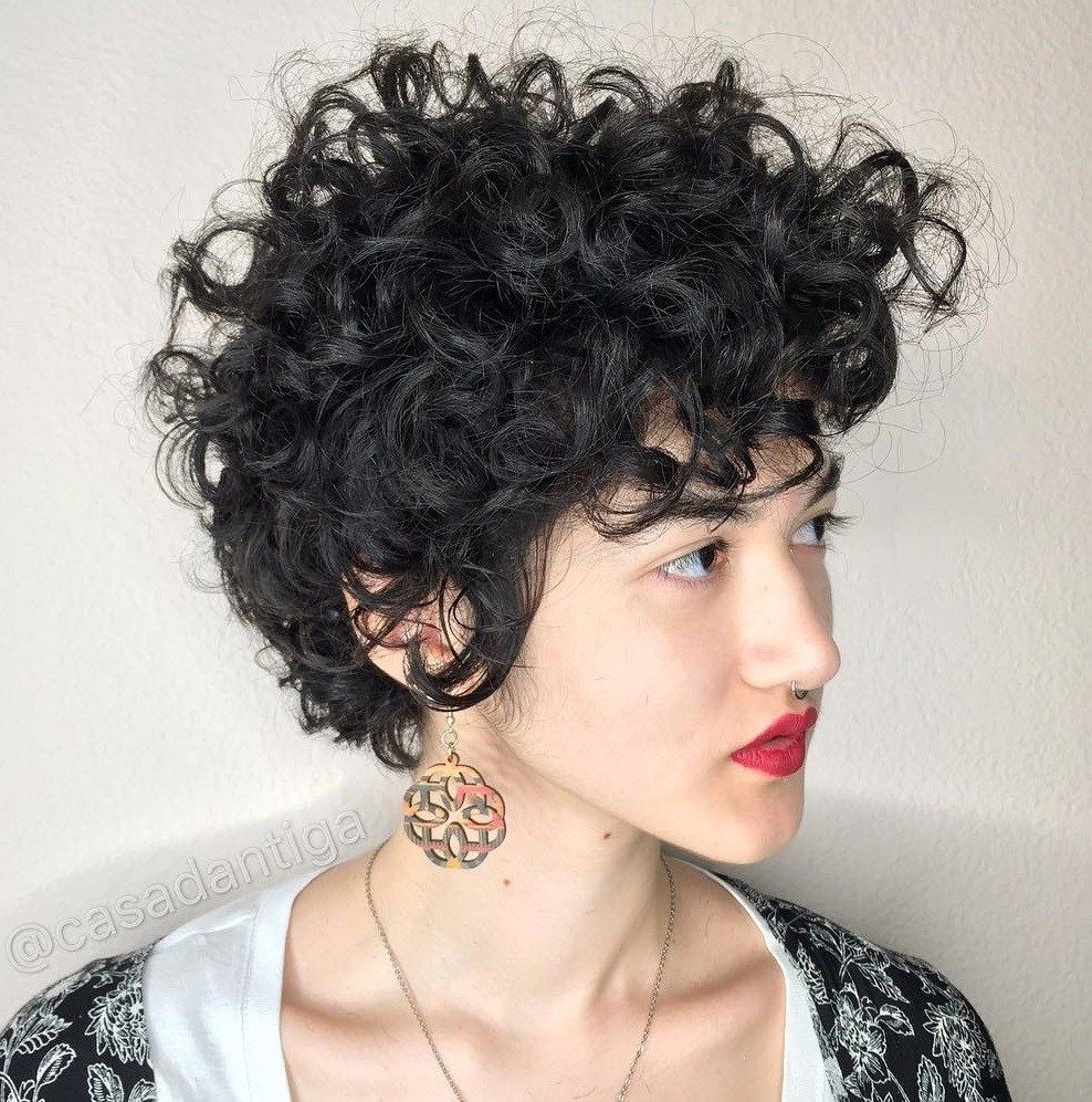 60 Styles and Cuts for Naturally Curly Hair