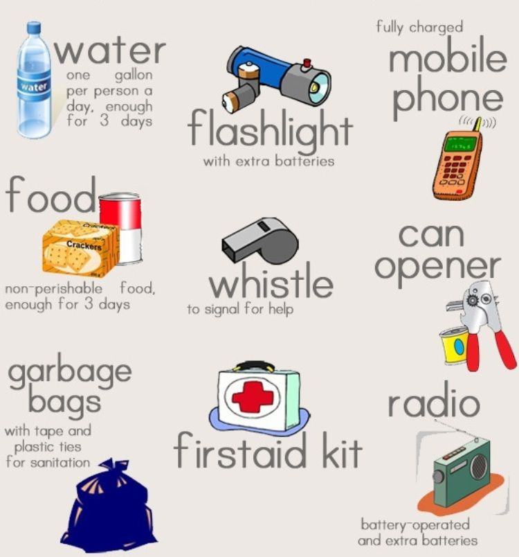 111 Things To Have Handy In Case Of An Emergency