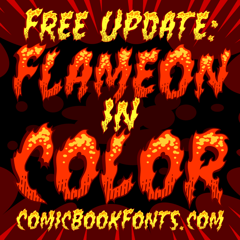 Pin On Comic Book Fonts By Comicraft