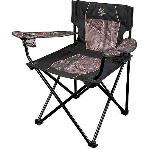 Realtree Xtra Camo Folding Chair $12.55  #Realtreegear