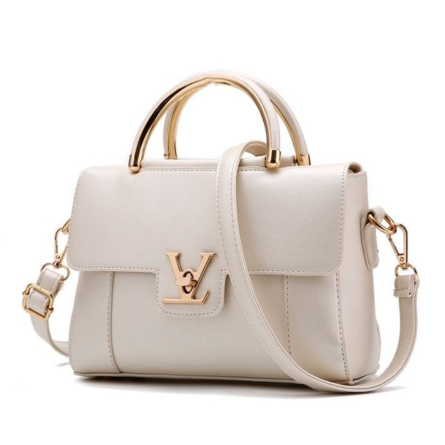 da367cae04 ... product New-Women-V-Letters-Saffiano-Handbags-Women-Leather -Commuter-Office-Ring-tote-bag-Women-s-Pouch  2394014 32737564729.html spm 2114.12010612.0.0.