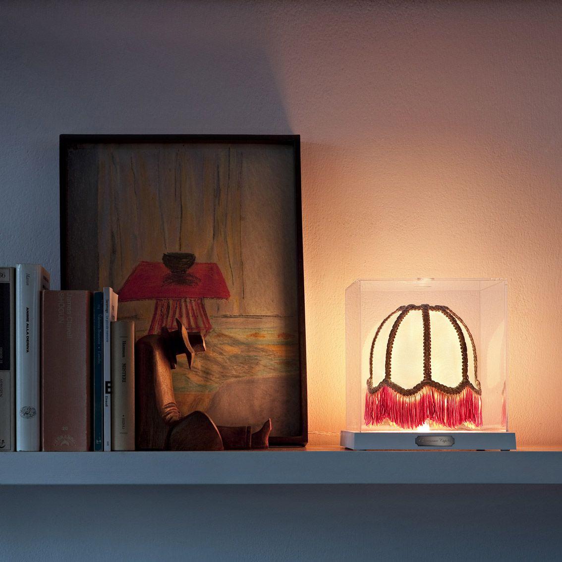 Illuminazione da tavolo Flos Mini Teca Renaissance Cupola #rifarecasa #maistatocosifacile grazie a #designbox & #designcard #idfsrl