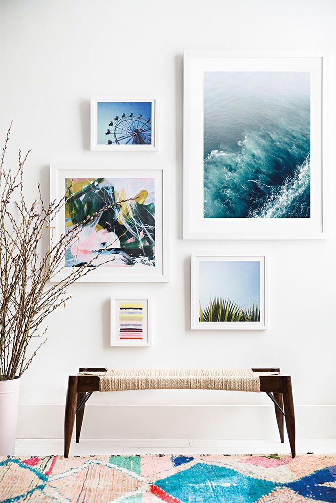 17 Tiny Entry Decorating Ideas Deco Mur Decoration Mur Idee