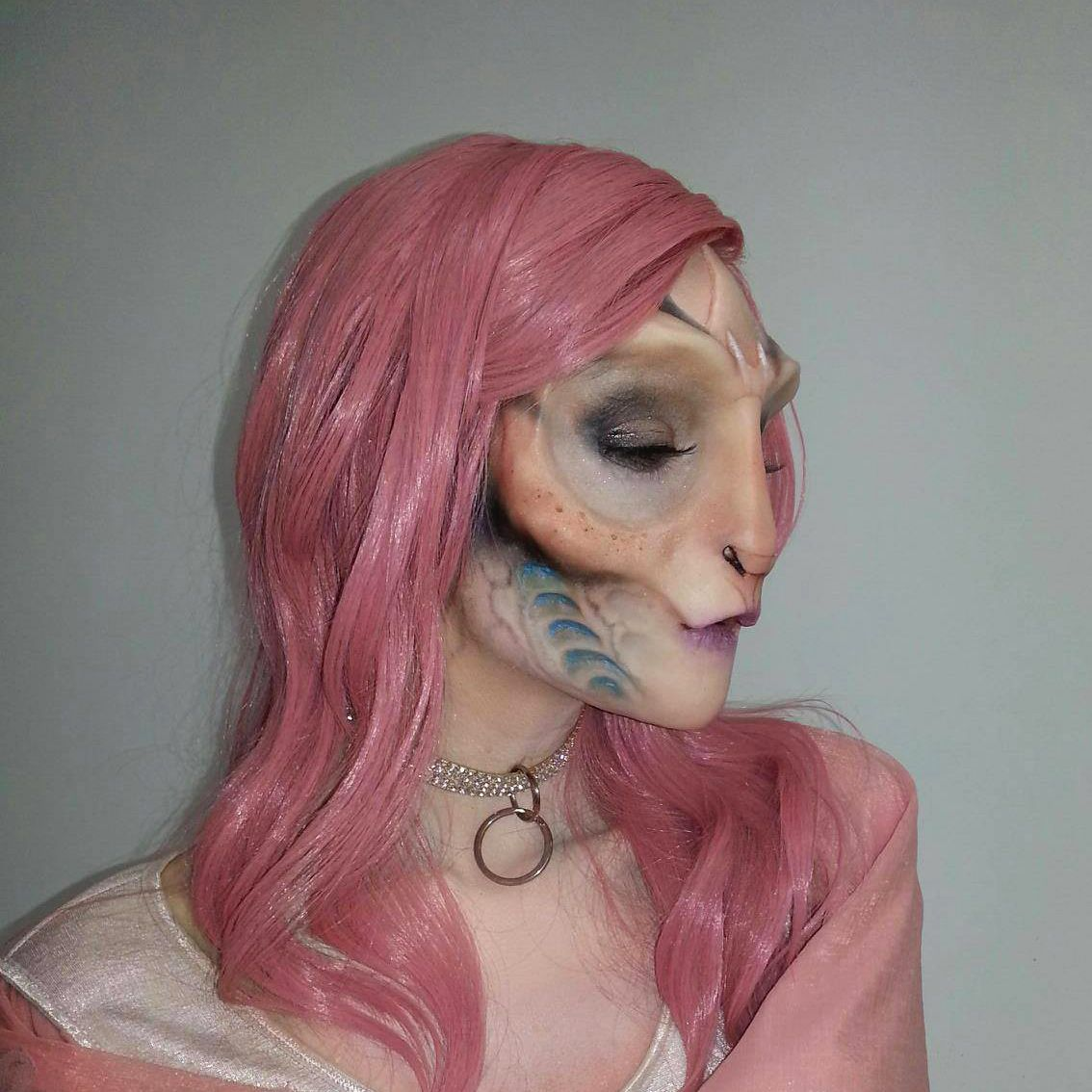 How To Sculpt u Mould Silicone Prosthetics Sexy FX Makeup