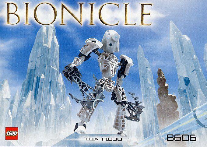 Lego 8606 bionicle