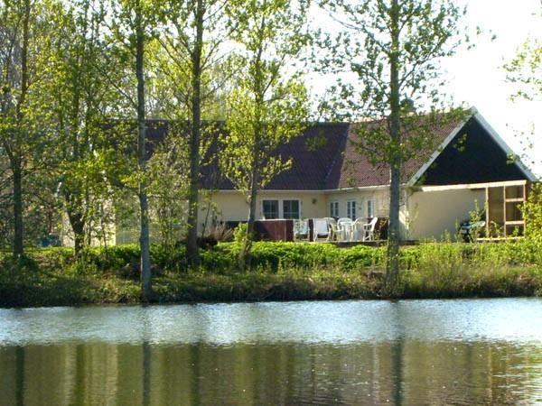 Ferien auf Fünen, Bauernhaus in naturschöner Umgebung