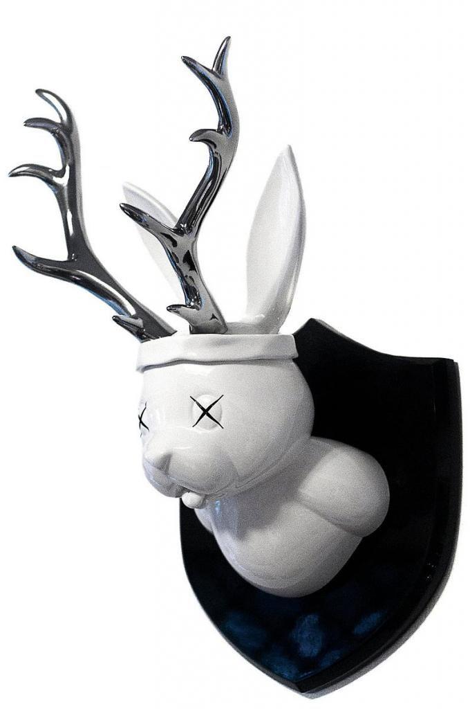 "Luke Chueh x Pretty in Plastic - Limited edition ""Jack"" sculpture"
