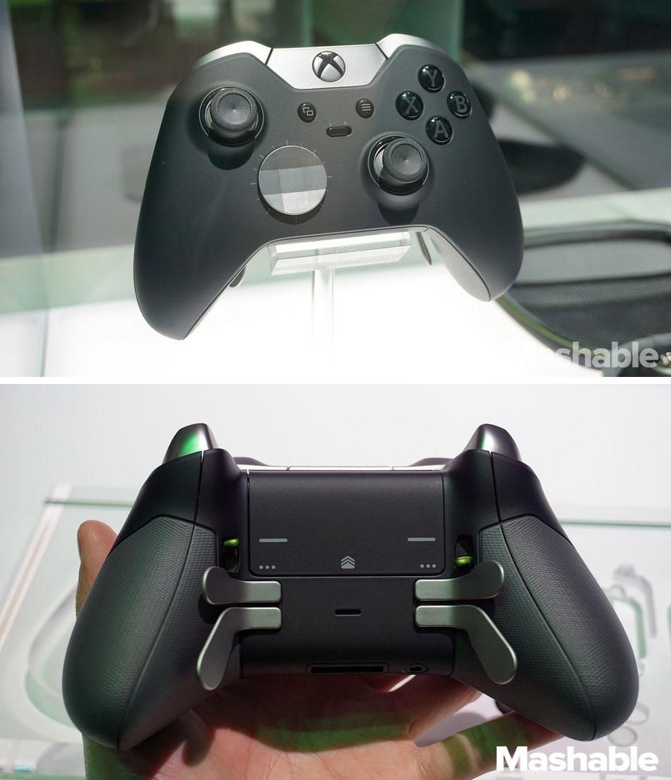Hands-on with Xbox One's Elite controller   Tech & Gadgets