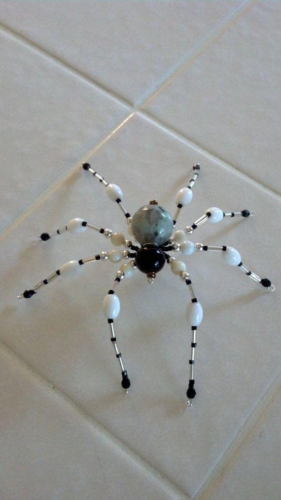 Beaded spider   Inspiration, the Originals und Ketten