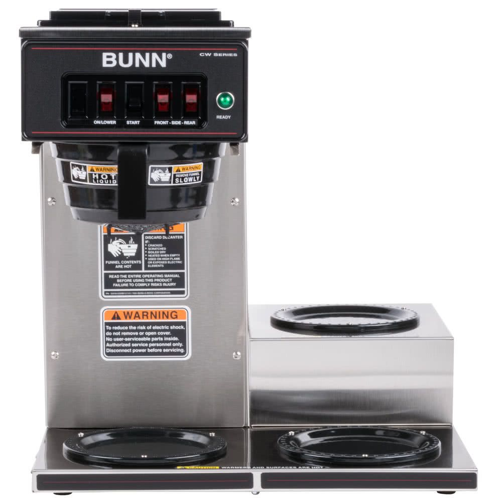 Image result for commercial automatic coffee brewer bunn