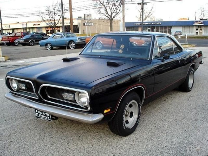 1969 Plymouth Barracuda for sale - Stratford, NJ | OldCarOnline ...