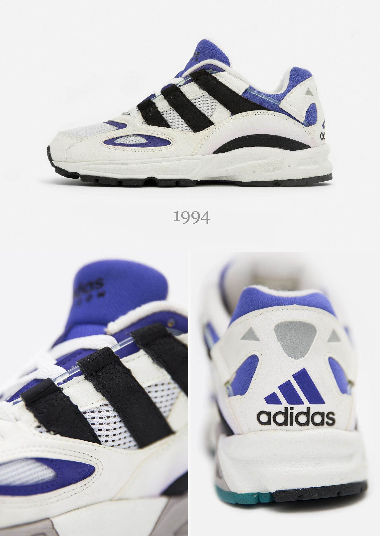 sports shoes 23464 7c8f2 adidas Lexicon (1994)