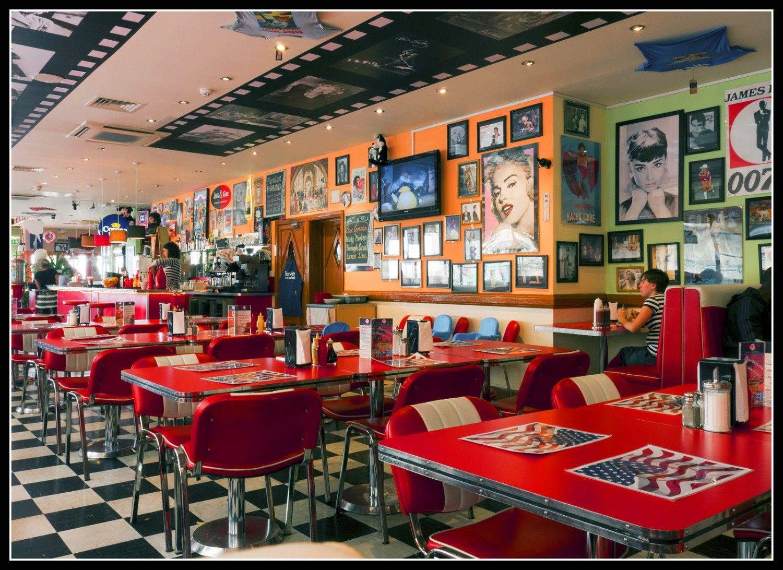Image detail for -American Diner - Brighton, UK - Iansky\'s Gallery ...