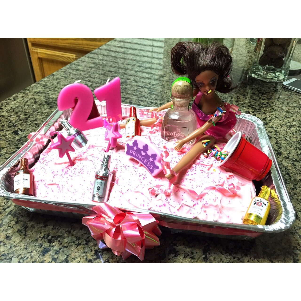 21 Drunk Barbie Birthday Cake Projects By Marlene Pinterest
