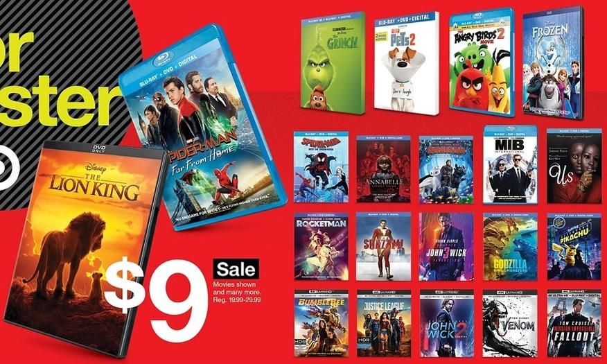 9 Secret Life Of Pets Selected Movies On 4k Blu Ray Blu Ray Dvd Target Movies Dvd Blu Ray