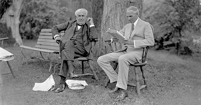 15 Great Motivational Quotes From Henry Ford