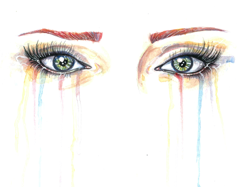 Gallery For Crying Eye Drawing Tumblr Crying Eye Drawing Eye Drawing Eyes Drawing Tumblr