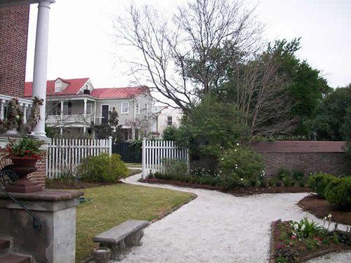 Charleston Winter Garden