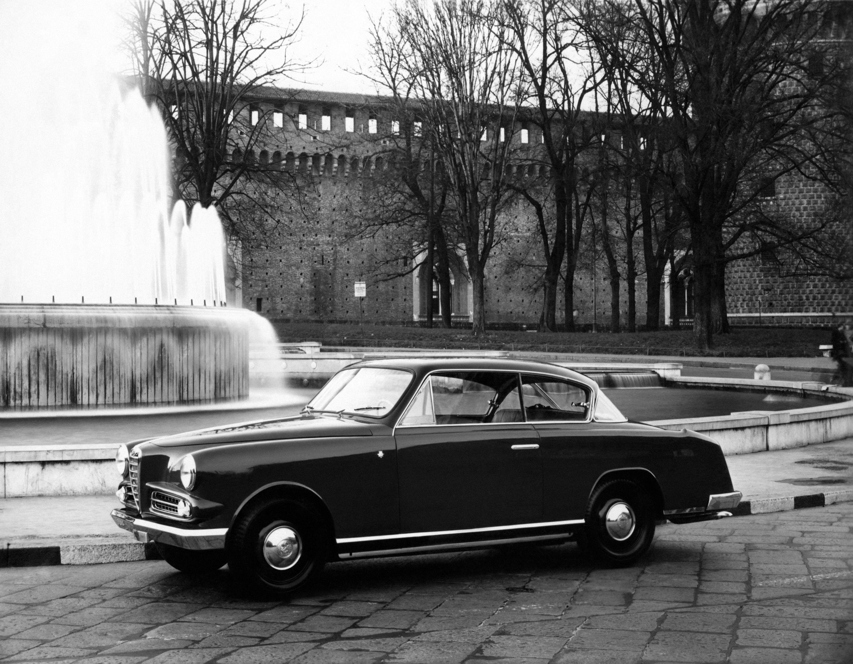 """1953 Alfa Romeo 1900 """"Gazzella"""" Boneschi"""