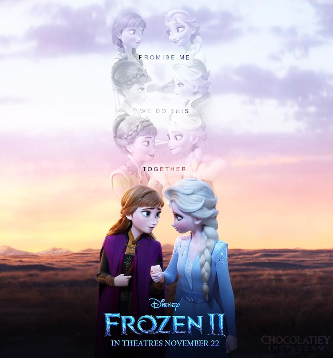Reynia Actually I M Anna On Instagram Stronger Together A Really Emotional Fanmade Pos Disney Princess Frozen Frozen Disney Movie Disney Frozen Elsa
