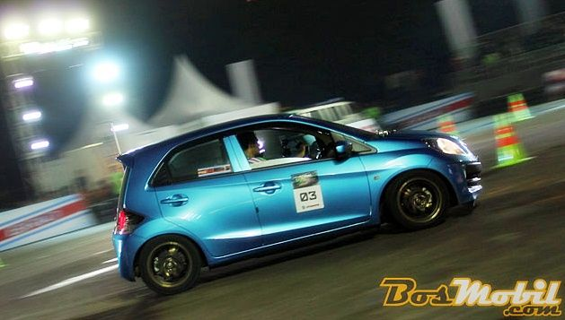 Beli Honda Brio Untuk Balap Hpm Kasih Dana 50 Juta Info Bosmobil