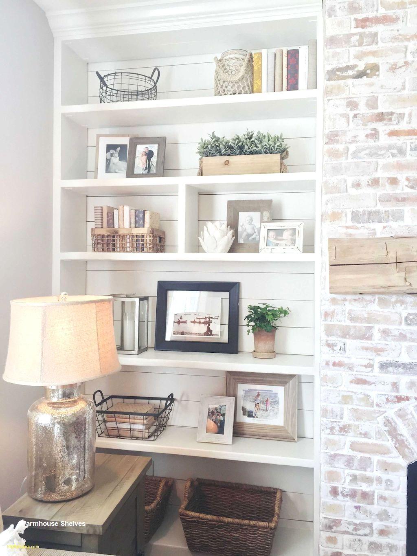 Best Farmhouse Shelves Ideas In 2020 Bookshelf Decor Decor Living Room Baskets