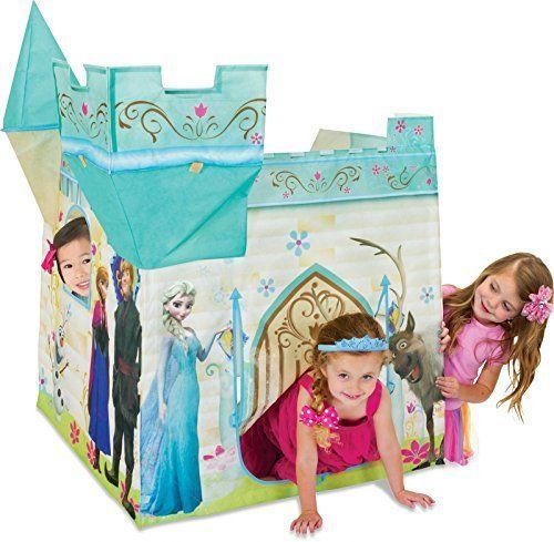 Disney Frozen Royal Princess Castle Playhut Tent Elsa Anna Kids Playhouse Tent  sc 1 st  Pinterest & Disney Frozen Royal Princess Castle Playhut Tent Elsa Anna Kids ...