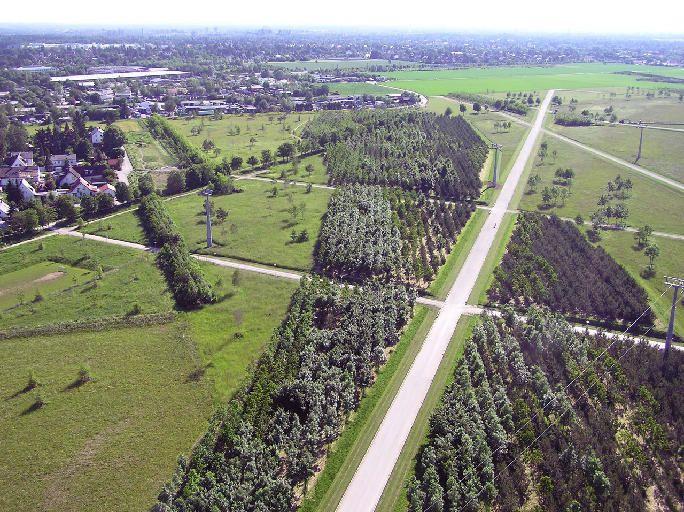 Landscape Park Munic Riem Riem