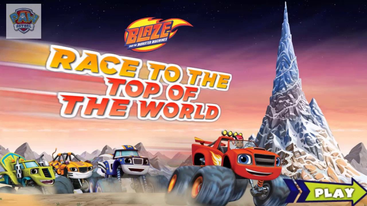 Race to the Top of the World Paw Patrol full episodes