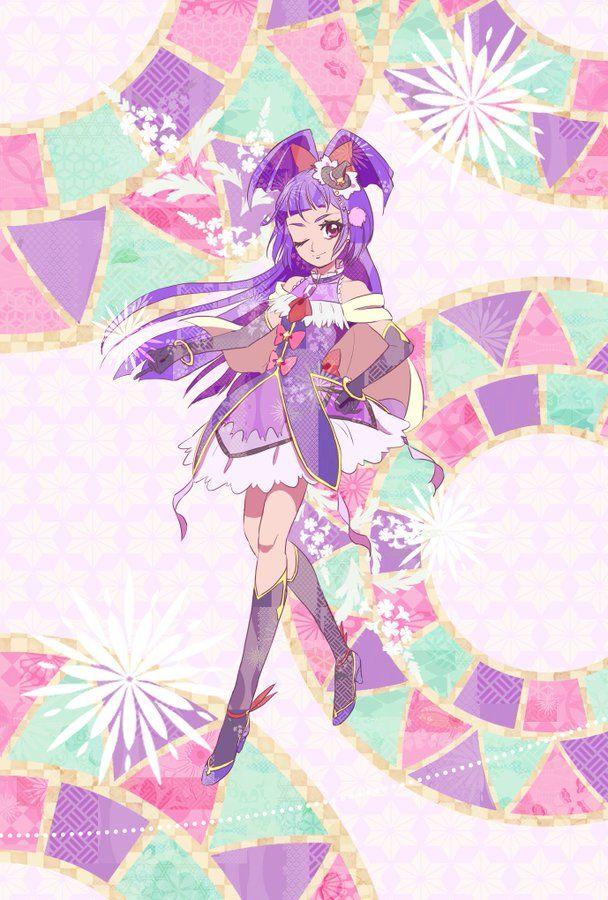 ねゆ (neyuichigo) / Twitter in 2020 Anime, Pretty cure