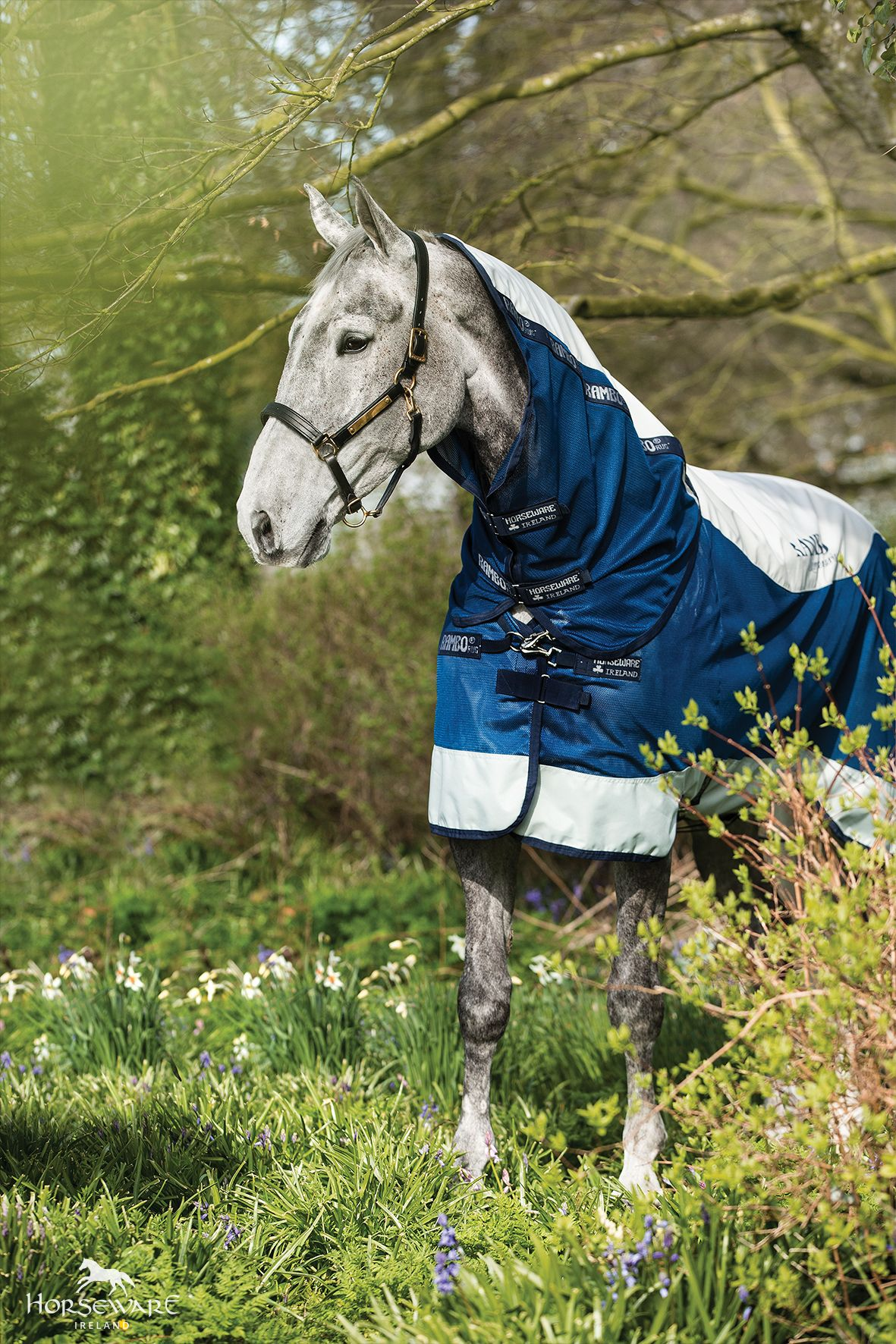Rambo Summer Series Turnout Visit Www Horseware Com To Find