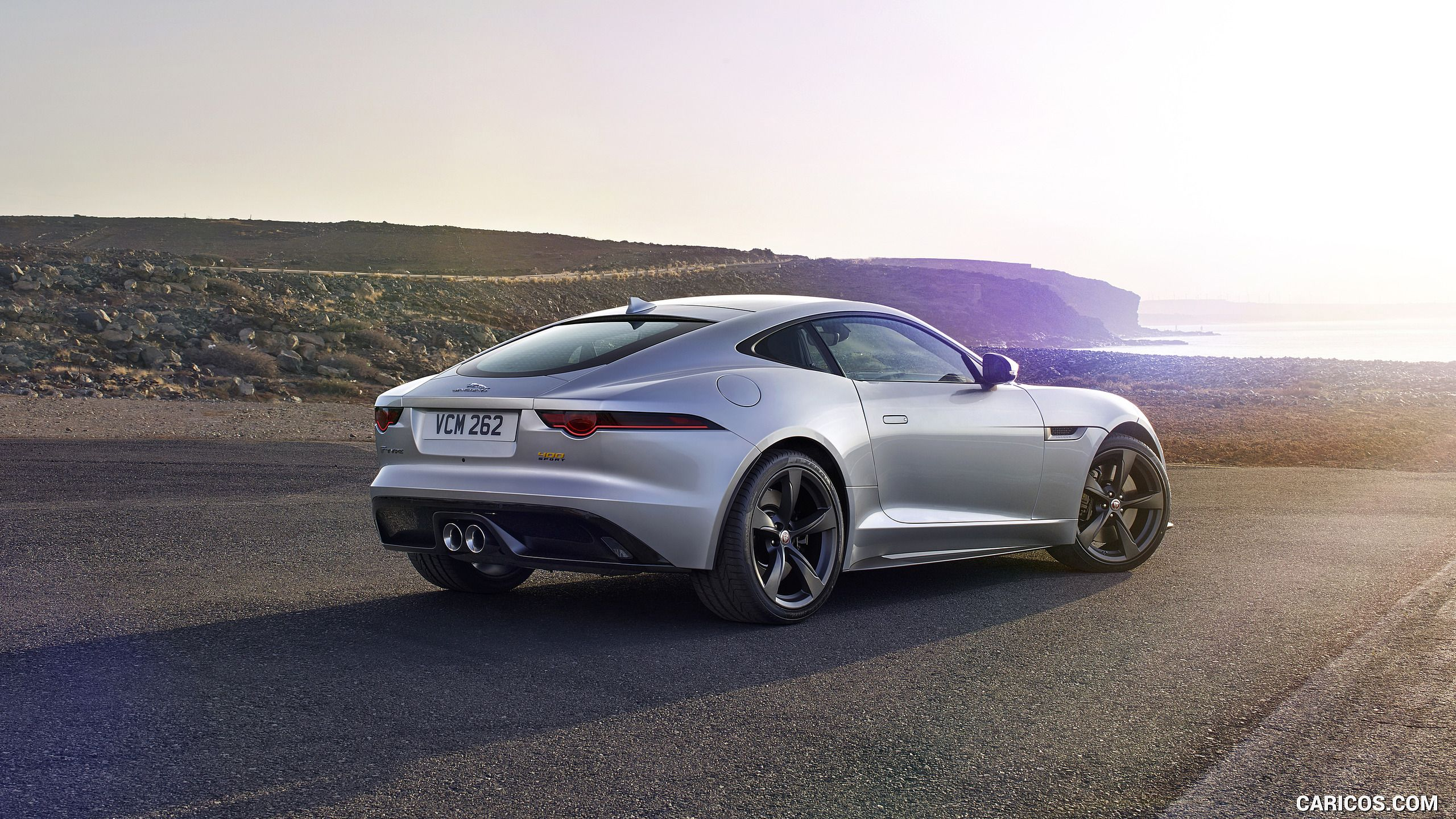 2018 jaguar f type coupe and convertible wallpaper