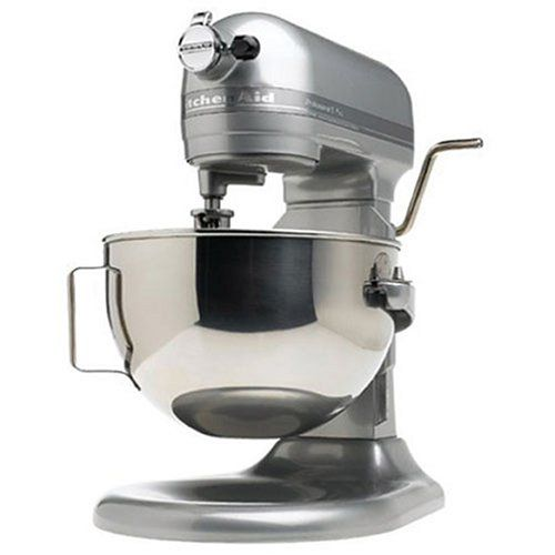 Kitchenaid Professional Hd Series 5 Quart Bowl Lift Stand Mixer Silver Certified Refurbished Kitchen Aid Mixer Kitchen Aid Best Stand Mixer