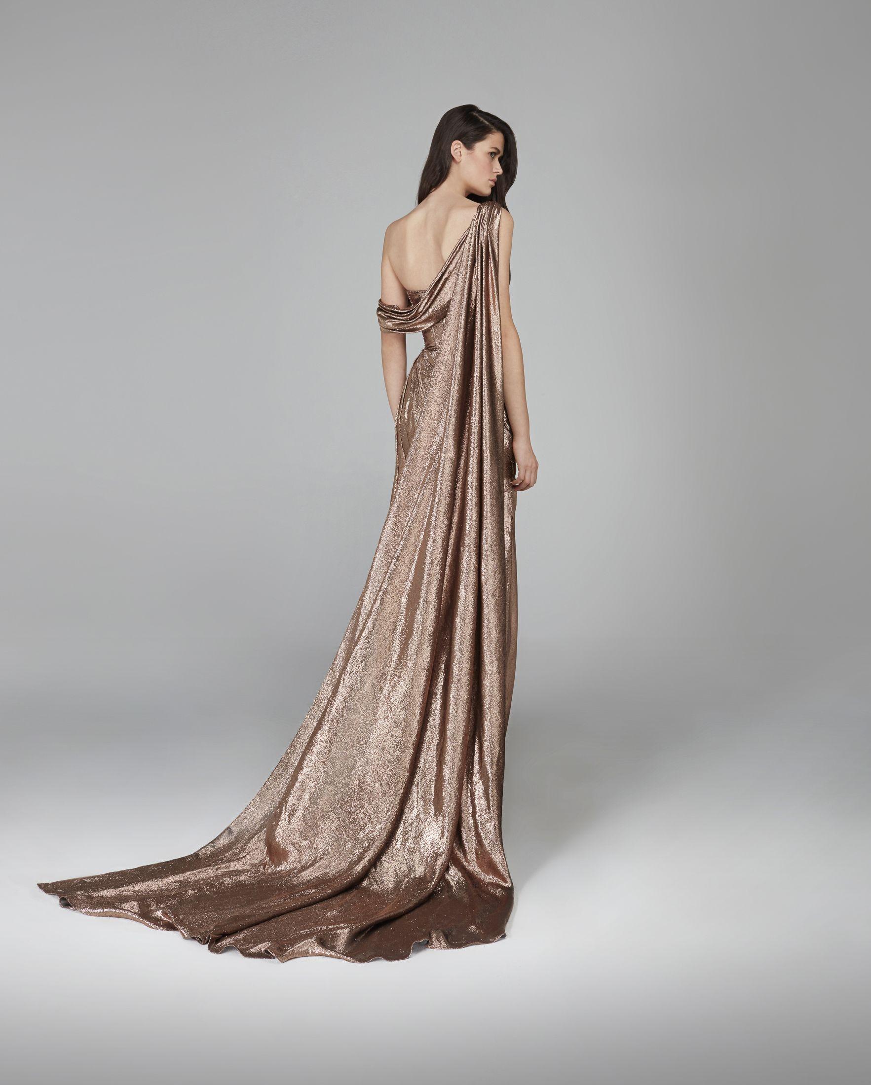 Dramatic High Fashion Dresses