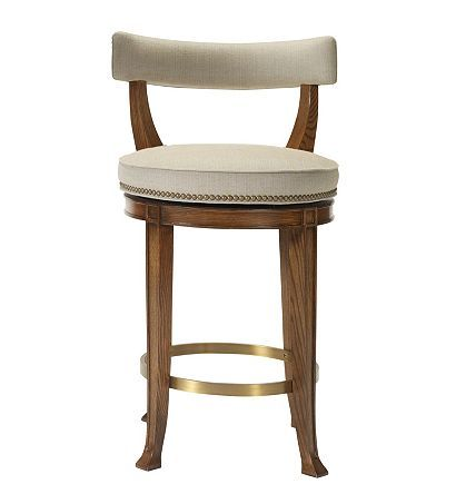 New Hickory Chair Counter Stools