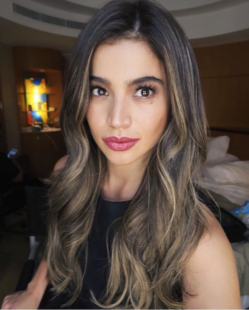 We Are Obsessed With Anne Curtis New Hair Color Hair Color Asian