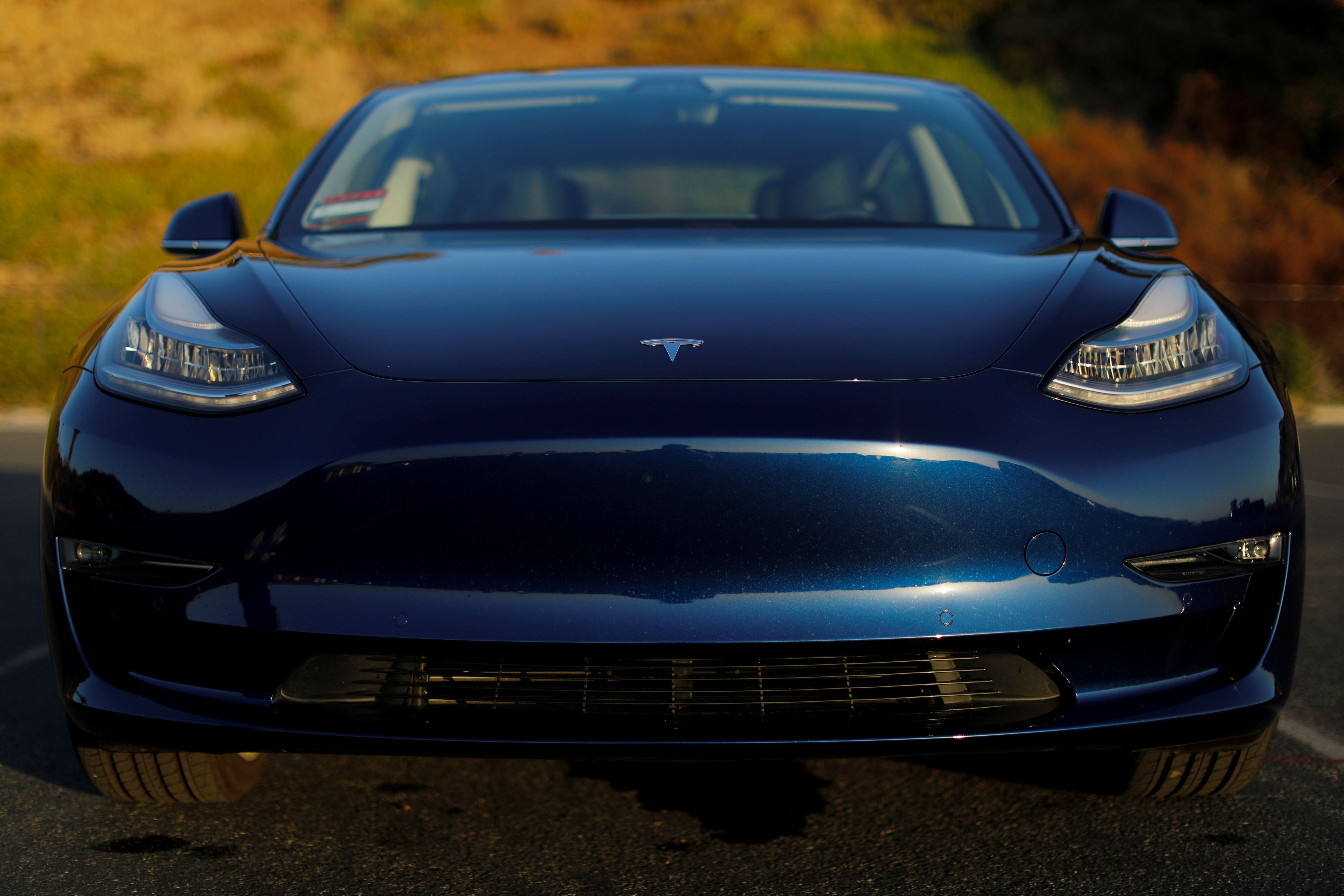 By Alexandria Sage SAN FRANCISCO Reuters Tesla Inc said on Friday