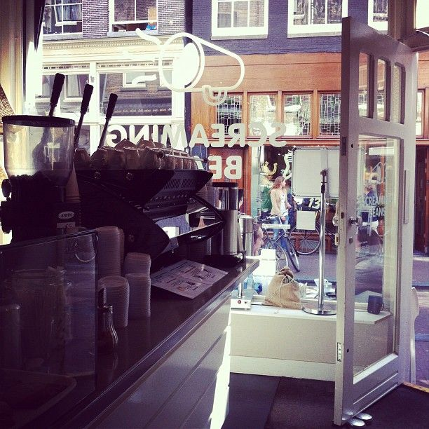 coffee, amsterdam