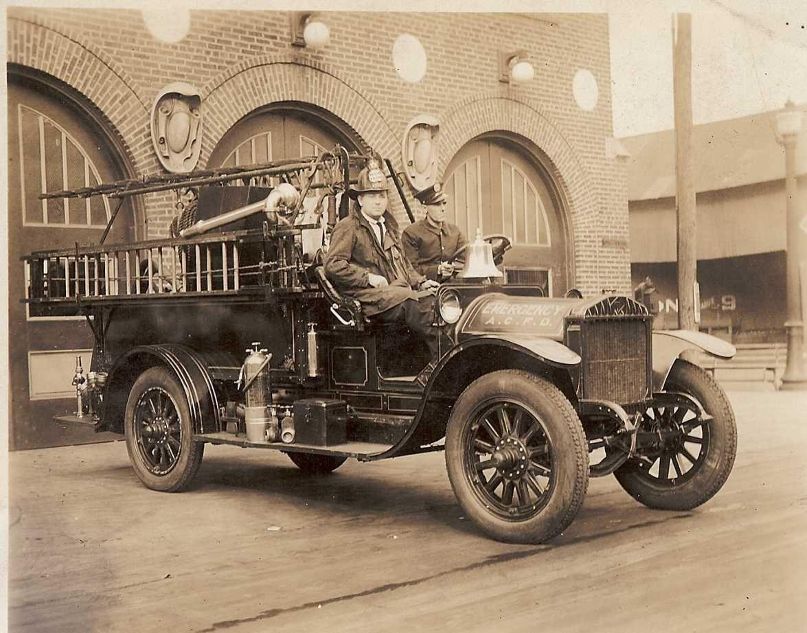 Atlantic City,NJ | # 3 - Vintage and Newer Fire Apparatus....plus ...
