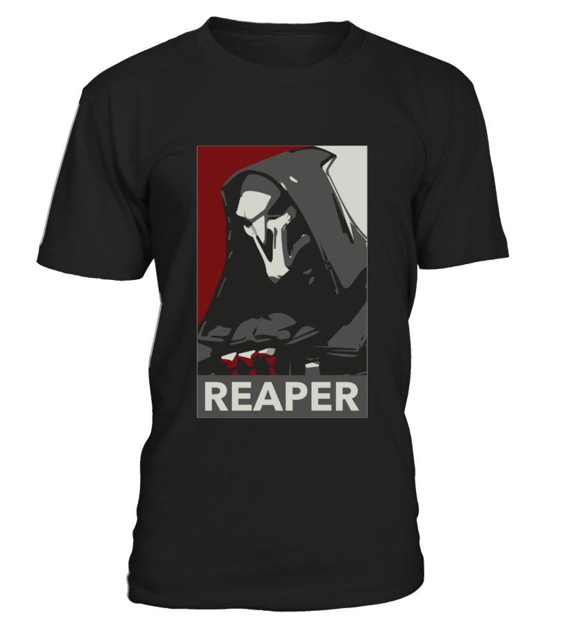 Reaper  Overwatch Shirt  #movies #moviesshirt #moviesquotes #hoodie #ideas #image #photo #shirt #tshirt #sweatshirt #tee #gift #perfectgift #birthday #Christmas