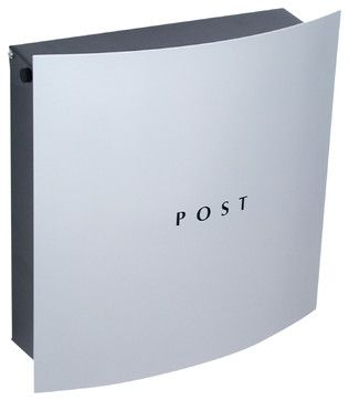 Modern Style Of Post Box Letterbox Mailbox Residential Mailboxes Wall Mount Mailbox Modern Mailbox