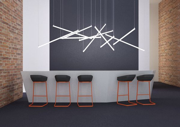 Led Profiles By Alex Nesterenko Via Behance Home Decor Decals Home Decor Decor