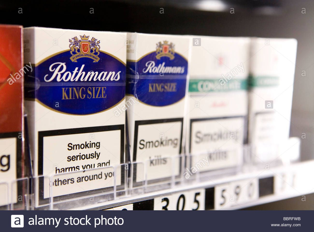How much do Vogue cigarettes cost in Finland