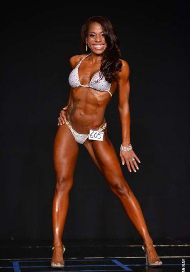 vegan bodybuilding for women