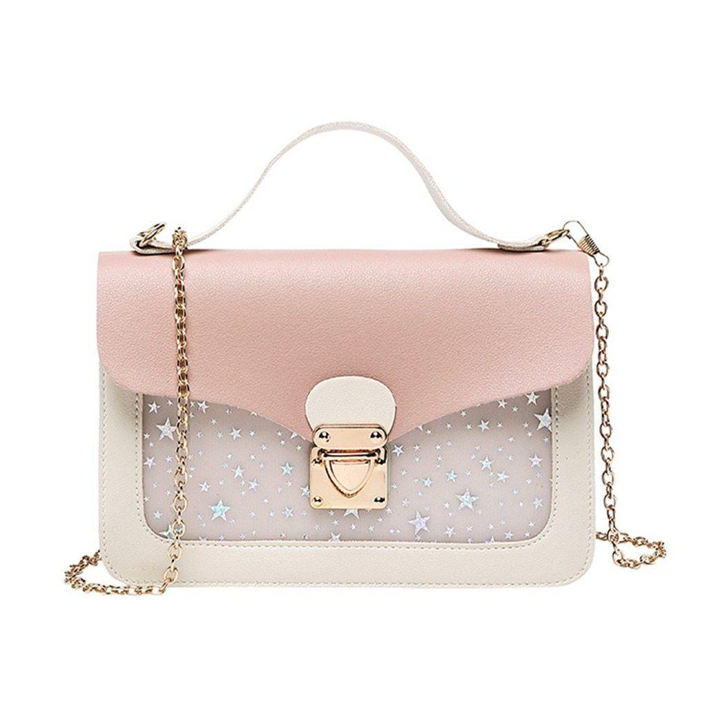 Ladies Clutch Crossbody Messenger Designer Shoulder Bag