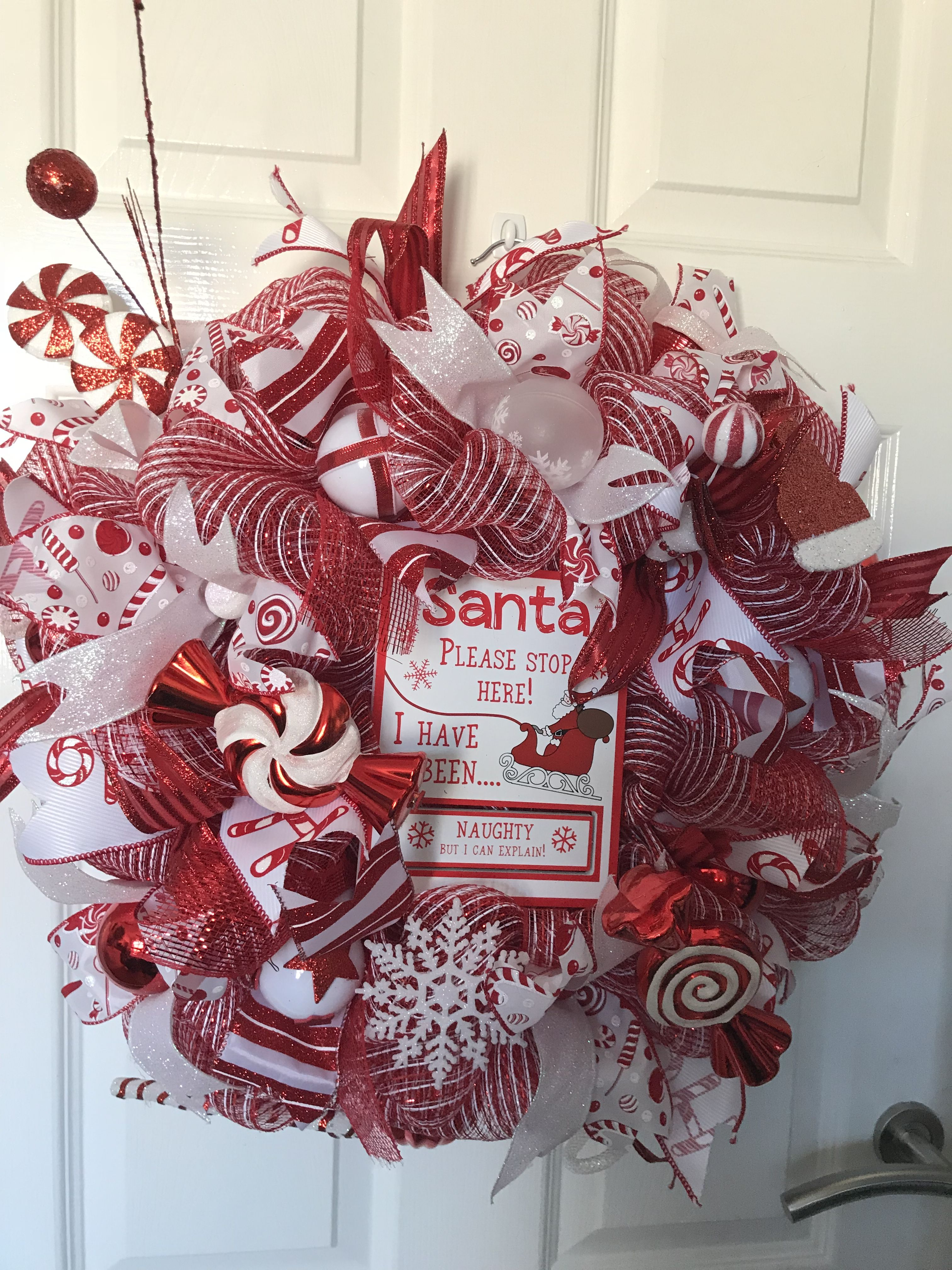 Pin by jbloomfield on Christmas Door Wreaths Pinterest