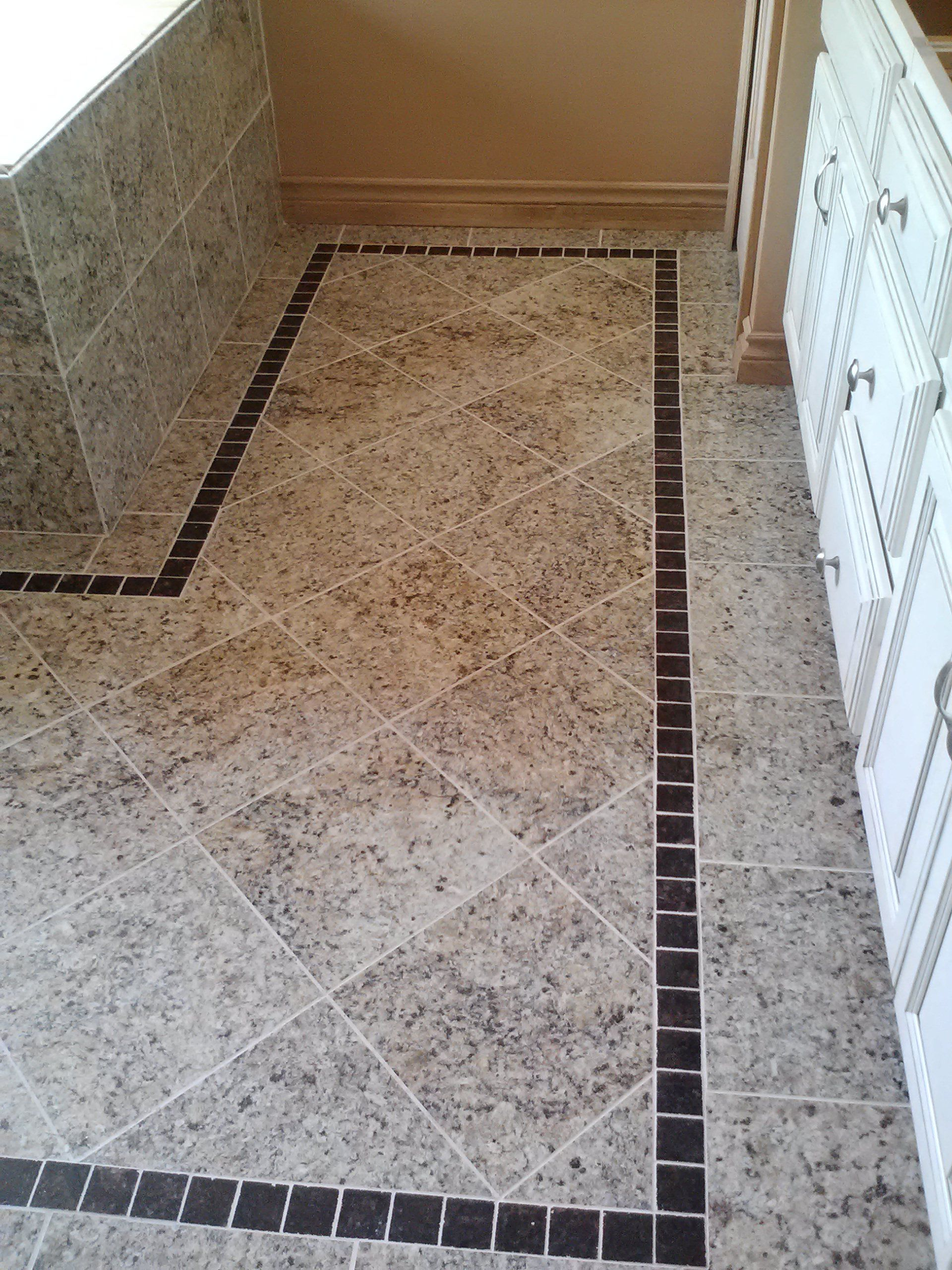 Border The Granite Flooring Granite Flooring Stone Flooring Entryway Flooring